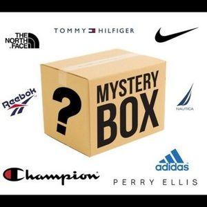 $100 Valued Mystery Box Size Medium-Shirts